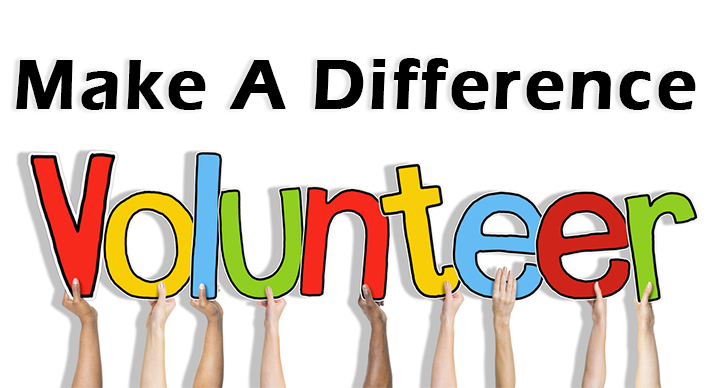 volunteer make a difference
